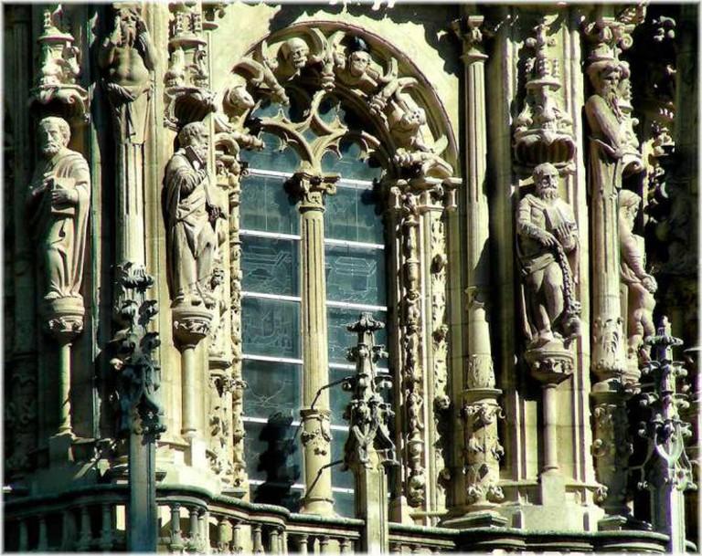 Burgos Cathedral | © Jose Luis Cernadas Iglesias/Flickr
