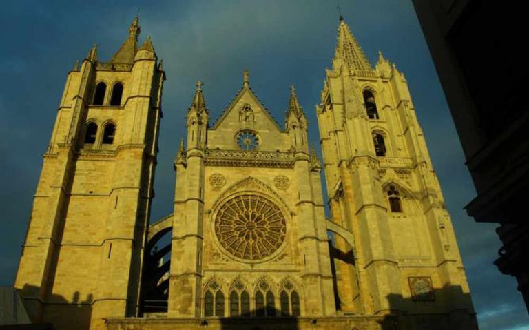 Leon Cathedral   © aherrero/Flickr