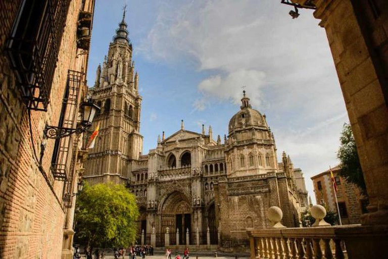 Toledo Cathedral | © Son of Groucho/Flickr