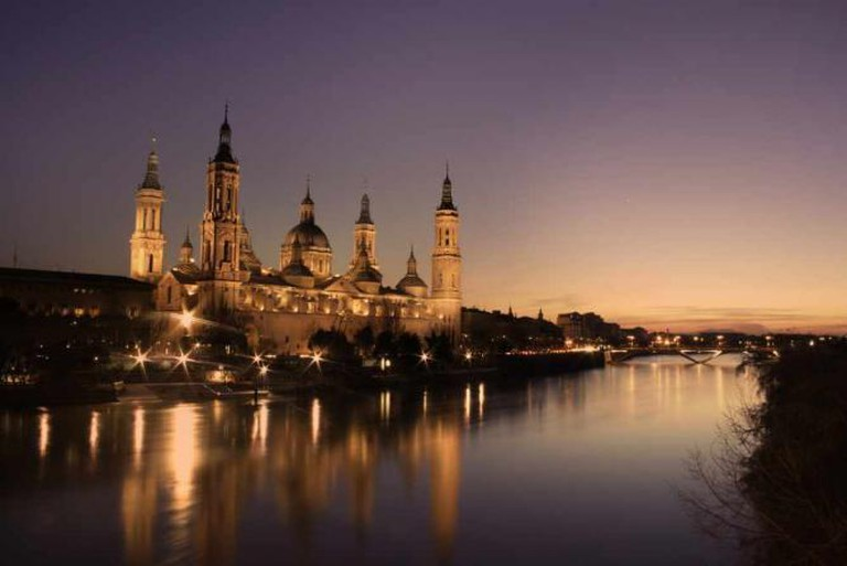 Basilica of Our Lady of the Pillar, Zaragoza   © Juanedc/Flickr