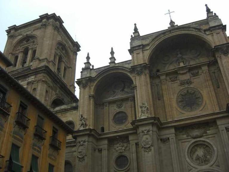 Granada Cathedral   © Olivier Bruchez/Flickr