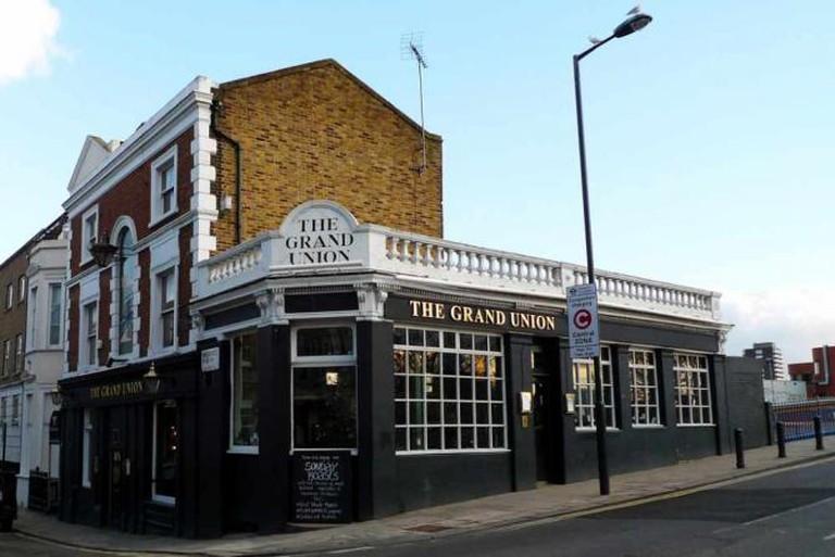 The Union Tavern | © Ewan Munro/ Flickr