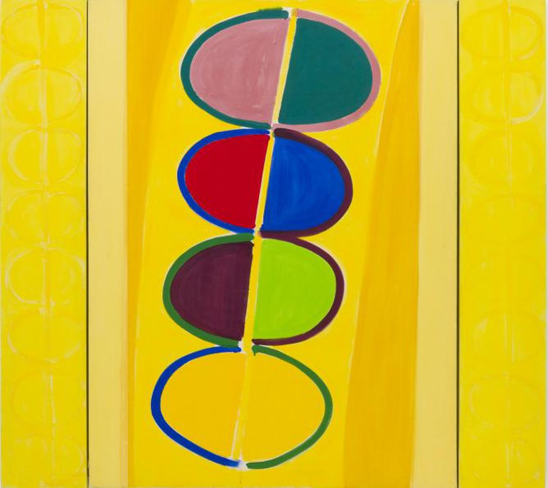 Yellow Moonship, Terry Frost 1974   © The Estate of Sir Terry Frost