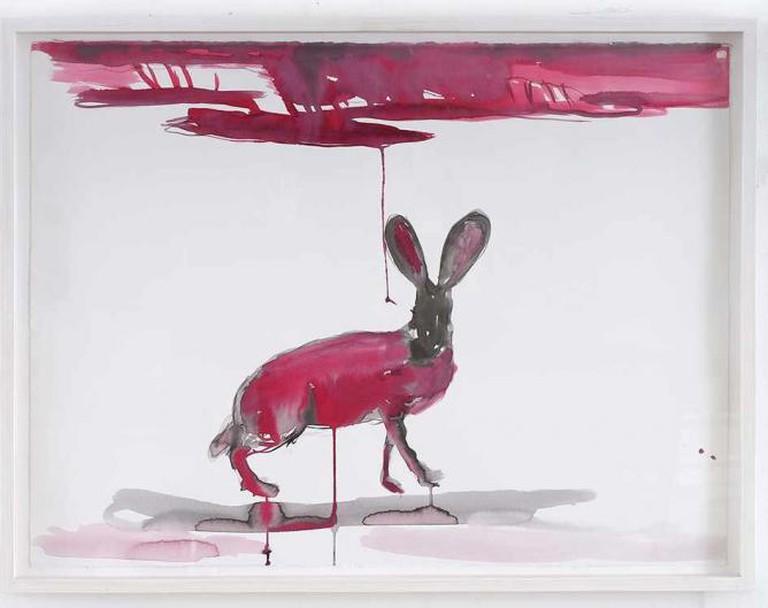 Tali Ben Bassat, Untitled, 2006, Watercolour on paper, 62 x 82 cm | © Tali Ben Bassat