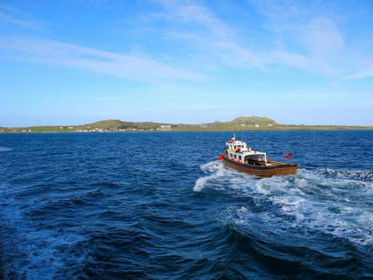 Boat trips on the Isle of Skye