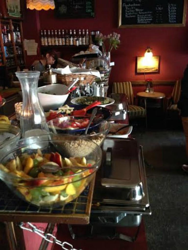 Exotic breakfast flavors at Macondo | Courtesy of Sara Snäll