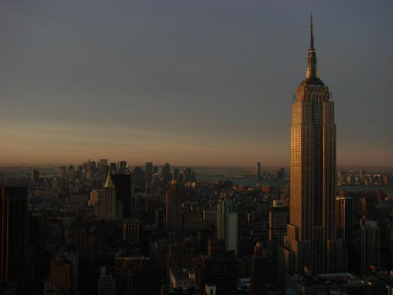 Image Courtesy of the Empire State Building