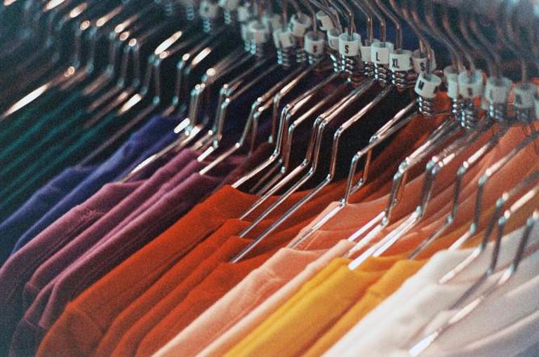 Clothes | © James Dean/Flickr