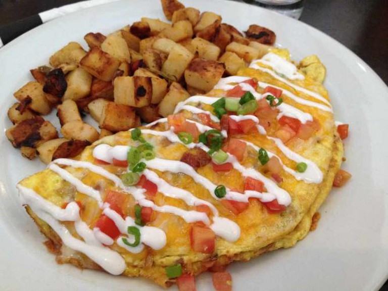 Folsom Omelette, Early Toast | © Ray Bouknight/Flickr