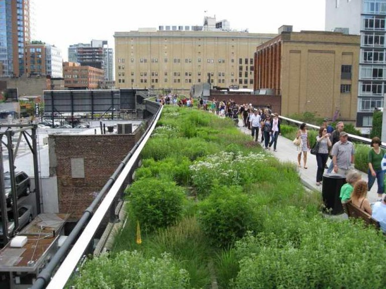 High Line | © Jessica Sheridan/Flickr