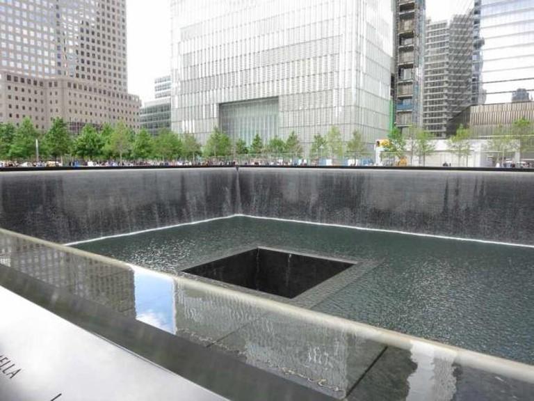 9/11 Memorial Museum Fountain | © edward stojakovic/Flickr