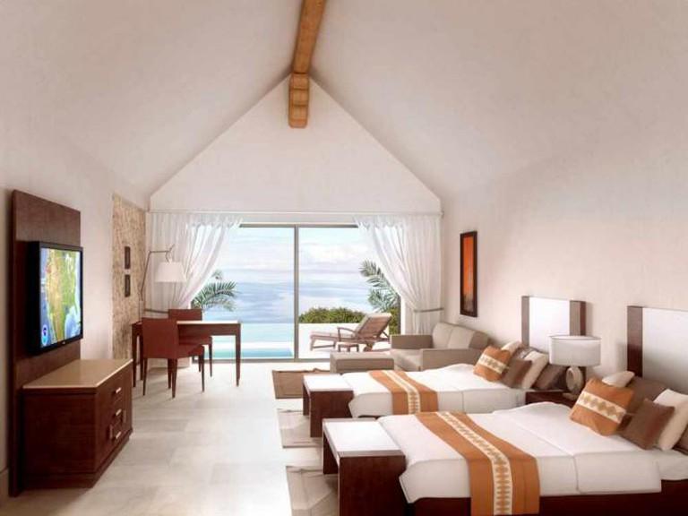 Two Bedroom Suites with unique view of the ocean | © Grand Velas Riviera Maya/Flickr