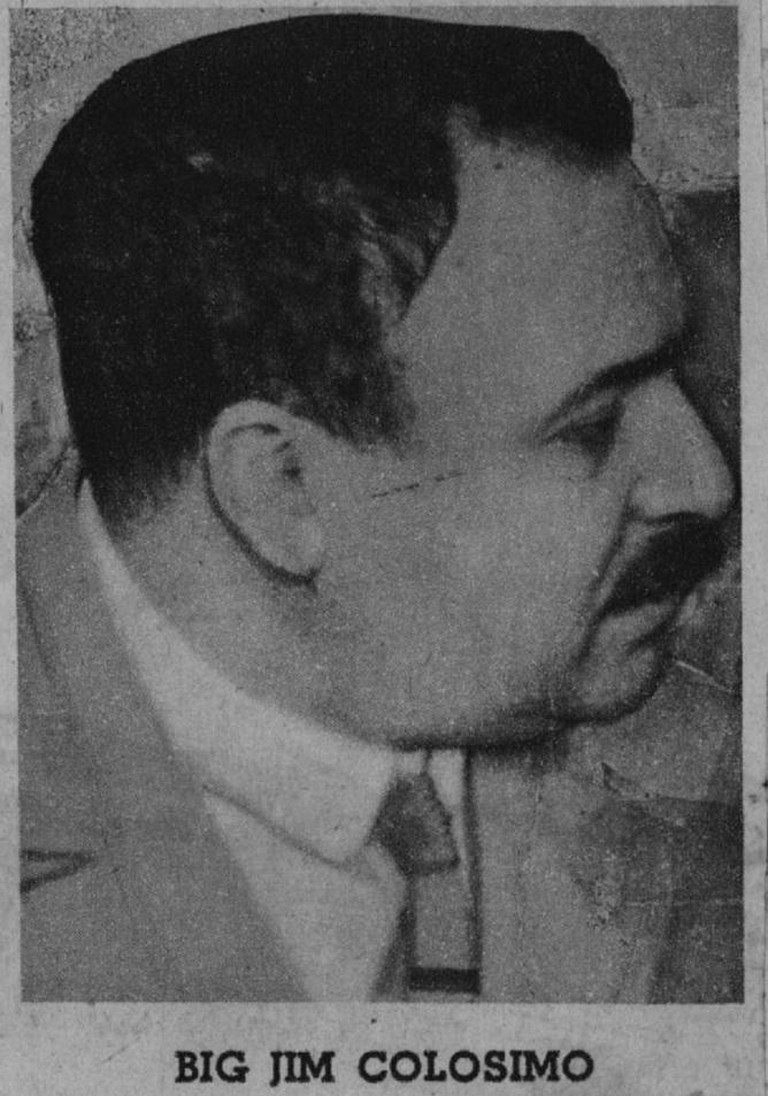 Big Jim, James Colosimo © Unknown source/Chicago Tribune Archives