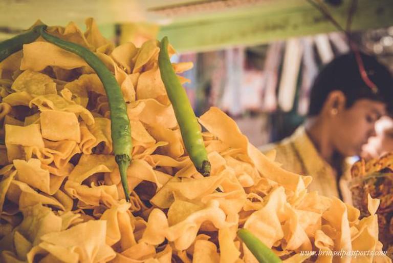 Street food galore
