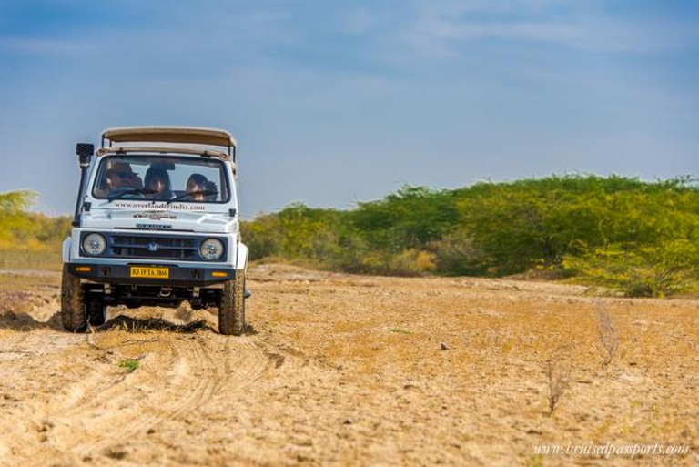 Off-roading in Jodhpur – a unique experience