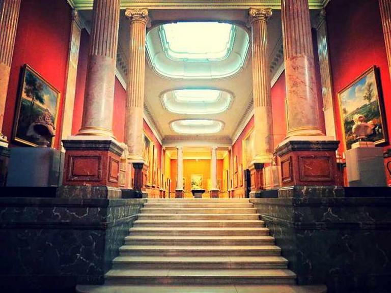 Musée Fabre's Galerie des Colonnes | © RomainBréget/WikiCommons
