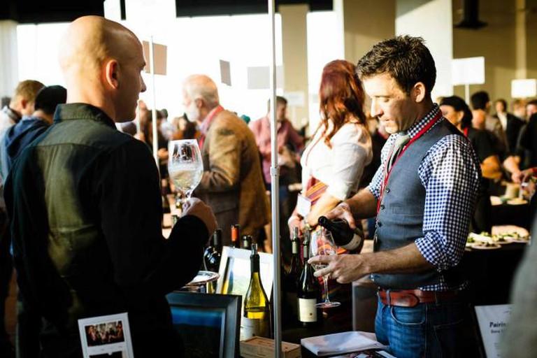 Wine Tasting | Courtesy of Wine & Spirits Magazine