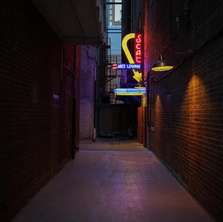 The Scat Jazz Lounge