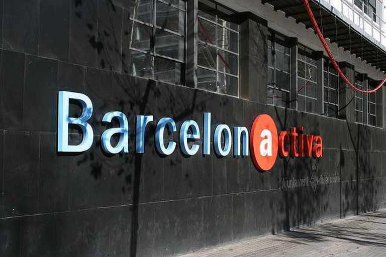 Fachada Barcelona Activa | © Jordi_Touza/Flickr