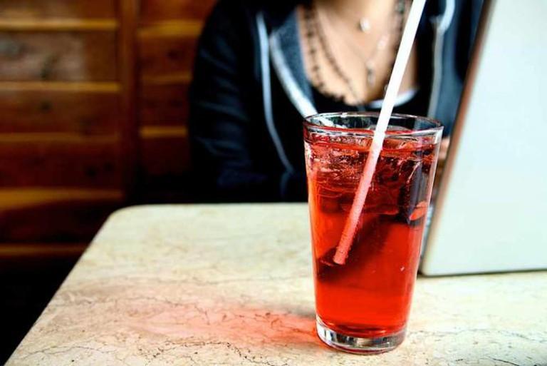 Italian soda © steve hanna/Flickr