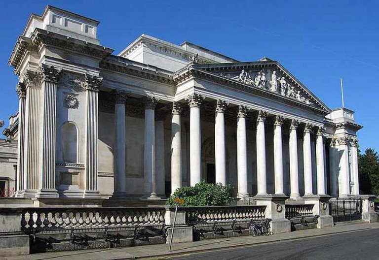 The Fitzwilliam Museum | © Solipsist~commonswiki/WikiCommons