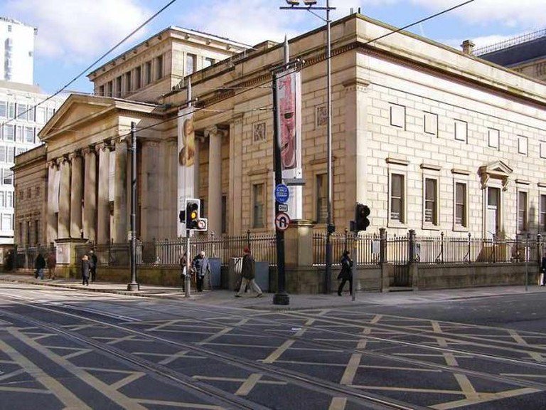 Manchester Art Gallery | © GeographBot/WikiCommons