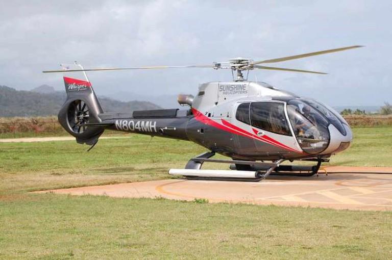 Kauai Helicopter Tour | © fredsharples/Flickr