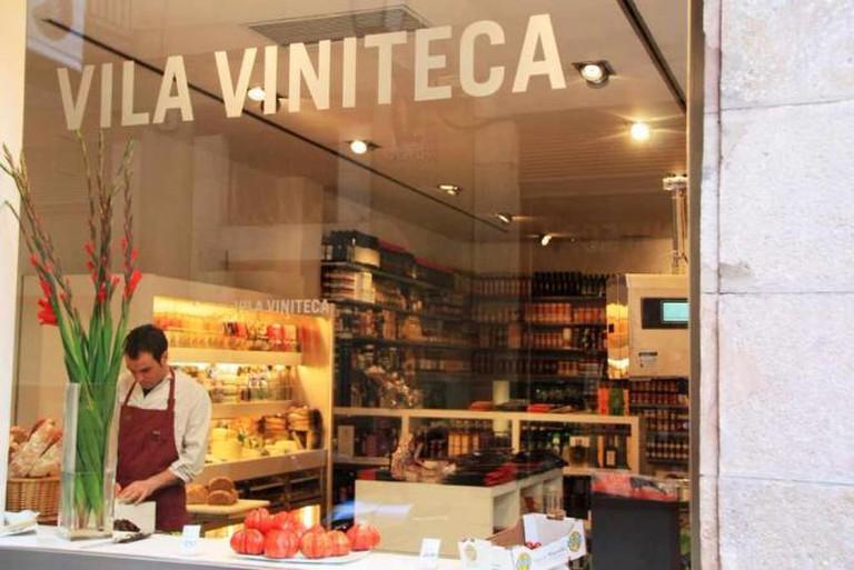 Vila Viniteca shop in Barcelona | © Javier Lastras/Flickr