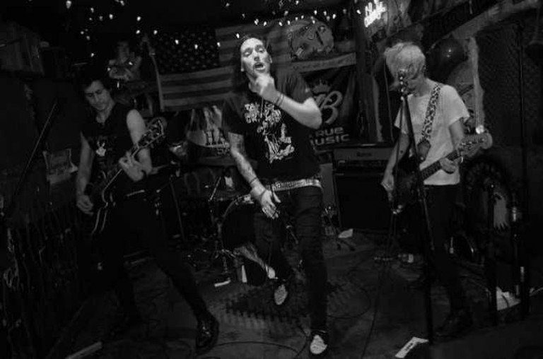 Dead Tricks at Hank's Saloon, Brooklyn, June 25, 2011 | © The All-Nite Images/Flickr