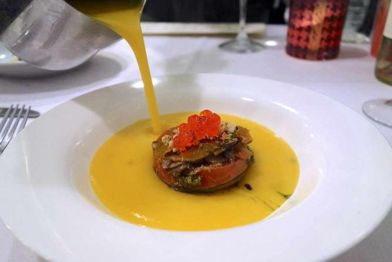 Butternut Squash Veloute l © Jeffrey Chiang/Flickr
