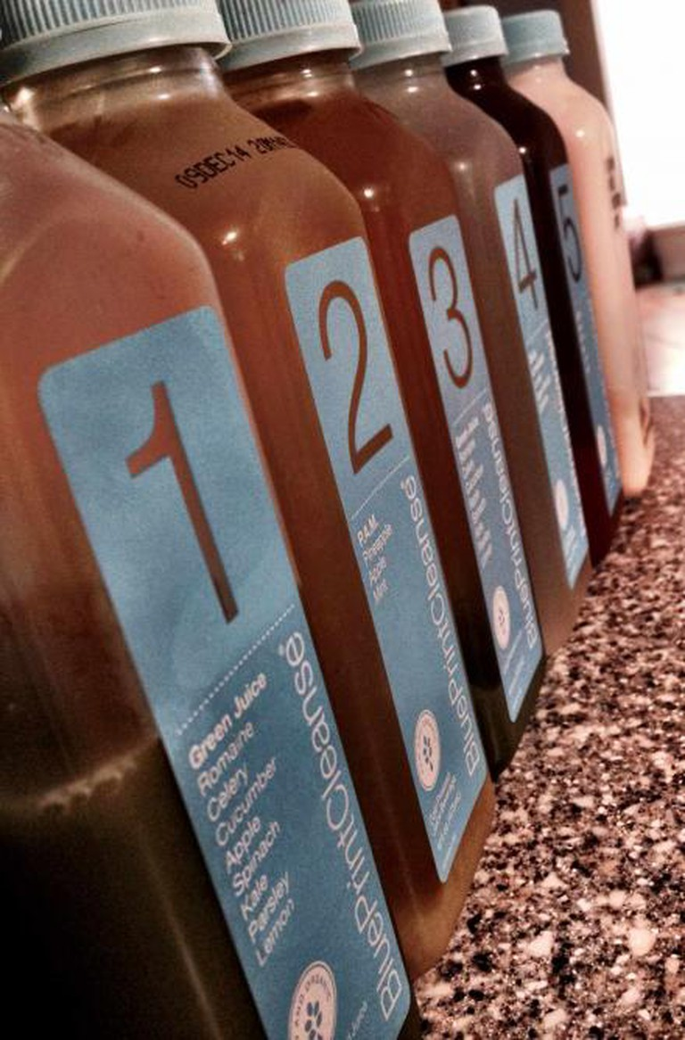 Juice cleanse | © Ines Hegedus-Garcia/Flickr