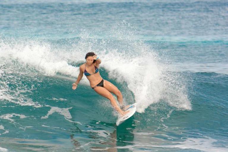 Surfing | © Daniel Ramirez/Flickr