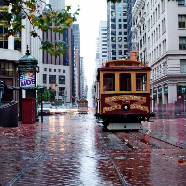 Rainy San Francisco day | © Tanel Teemusk/Flickr
