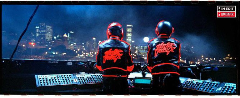 Daft Punk Unchained by Hervé Martin-Delpierre | Courtesy of Beefeater In-Edit Film Festival