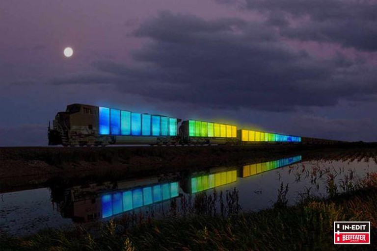 Station To Station by Doug Aitken | Courtesy of Beefeater In-Edit Film Festival