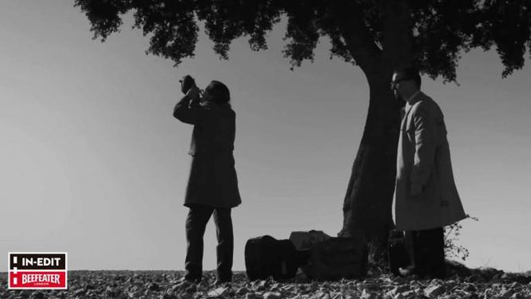 La Muerte en La Alcarria by Fernando Pomares | Courtesy of Beefeater In-Edit Film Festival