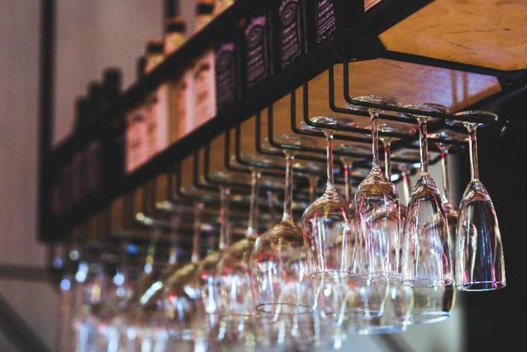 Glass Wine Glasses