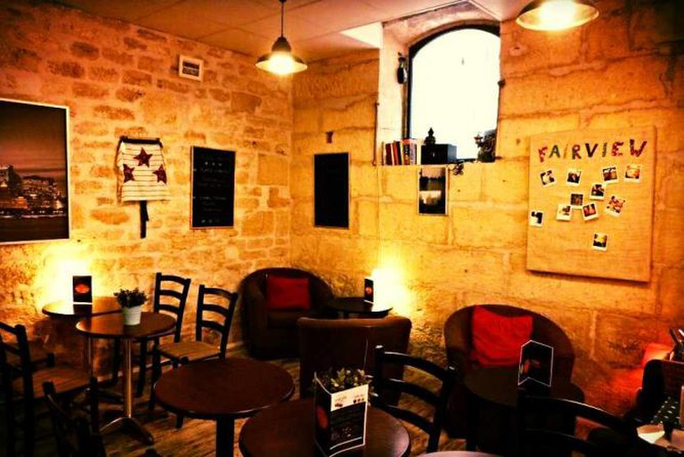 Fairview Coffee interior | Courtsey of Fairview Coffee