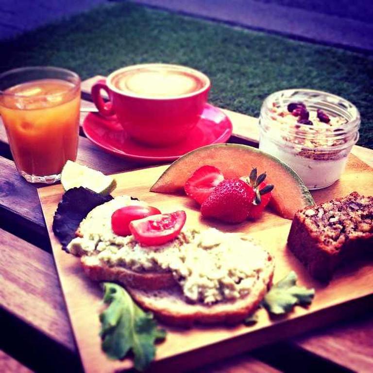 Coffee Club's weekend brunch | Courtesy of Coffee Club