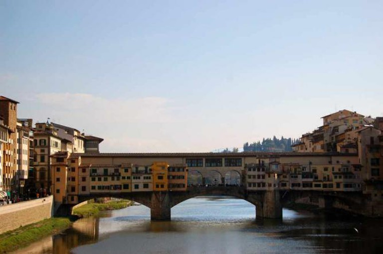 A view to Ponte Vecchio | © McPig/Flickr