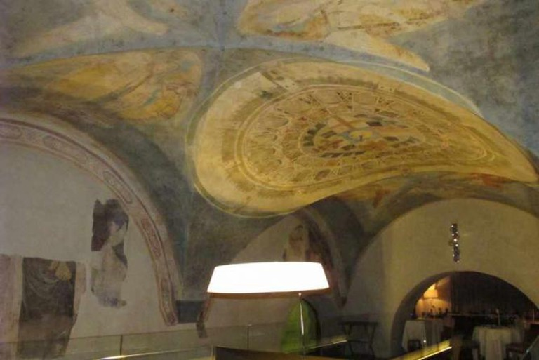 Ceiling @ Alle Murate restaurant | © TuscanyEvents/Flickr