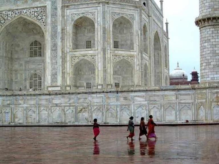 Taj Mahal   © Elizabeth Waind