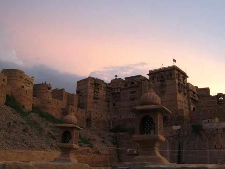 Jaisalmer Fort   © Elizabeth Waind