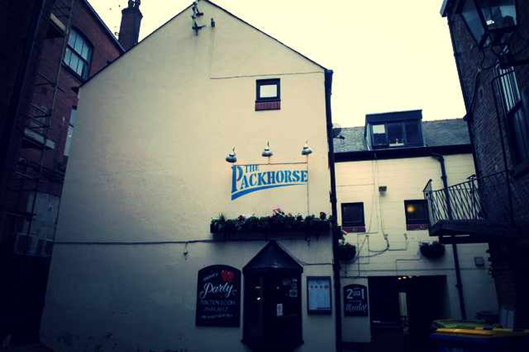 The Packhorse