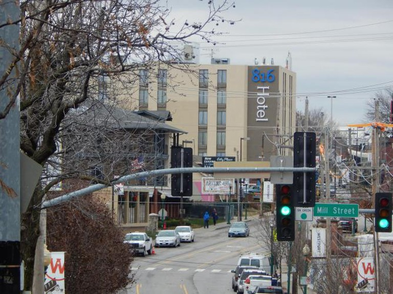 816 Hotel, Kansas City