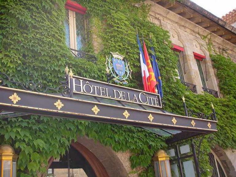 Hôtel de la Cité | © Pinpin/WikiCommons