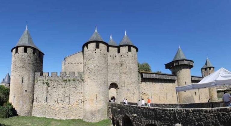 Château Comtal | © elPadawan/Flickr