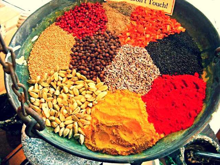 Spices | © ClydeRobinson/Flickr