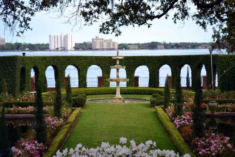 The Cummer Museum Gardens   © Erin Murphy/Flickr