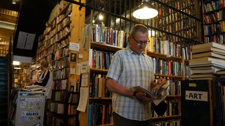 Myopic Books | © Steve Browne & John Verkleir/Flickr